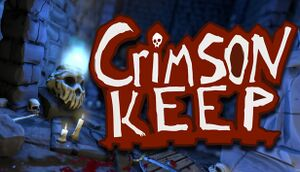 Crimson Keep cover