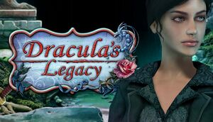 Dracula's Legacy cover