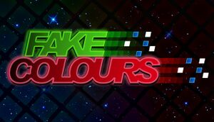 Fake Colours cover