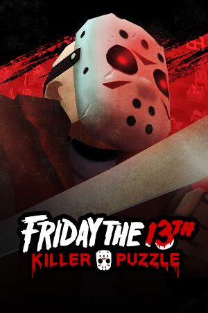 Friday the 13th: Killer Puzzle cover