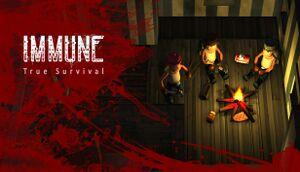 Immune - True Survival cover