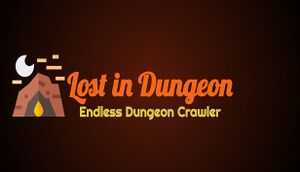 Lost In Dungeon cover