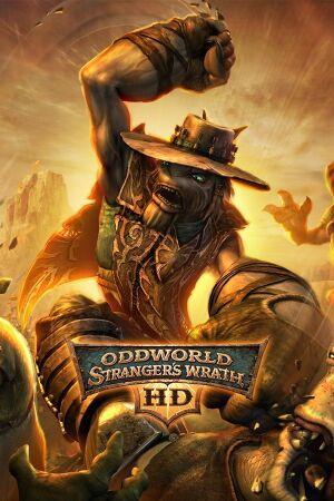 Oddworld: Stranger's Wrath HD cover