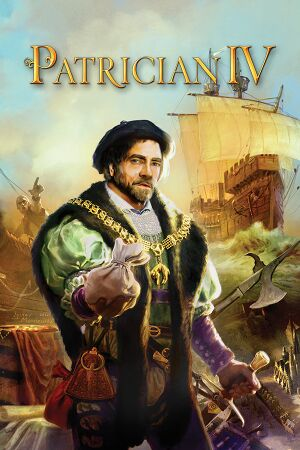 Patrician IV: Conquest by Trade cover
