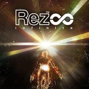 Rez Infinite cover