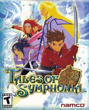 Tales of Symphonia cover