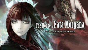 The House in Fata Morgana: A Requiem for Innocence cover