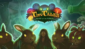 Tiny Tales: Heart of the Forest cover