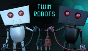 Twin Robots cover