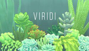 Viridi cover
