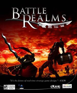 Battle Realms cover