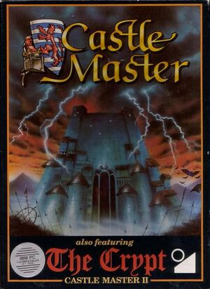 Castle Master II: The Crypt cover