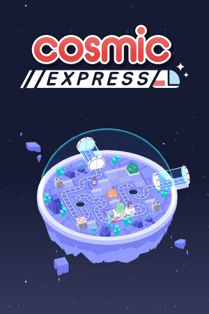 Cosmic Express cover