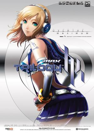 DJMax Trilogy cover