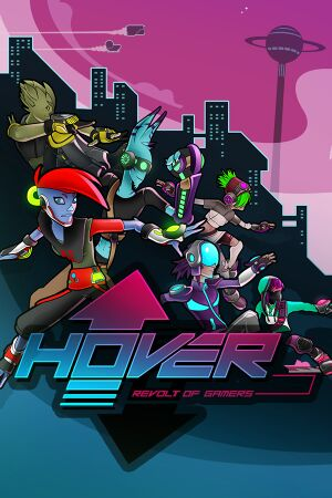 Hover (2017) cover