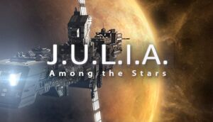 J.U.L.I.A. Among the Stars cover