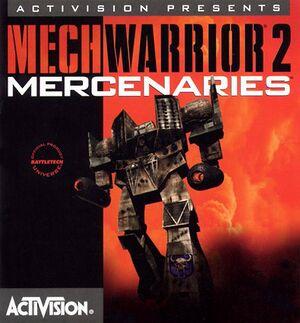 MechWarrior 2: Mercenaries cover