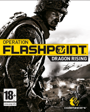 Operation Flashpoint: Dragon Rising cover