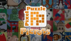 Pixel Puzzle Picross cover