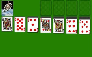 Solitaire (XP) cover