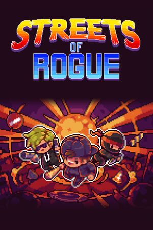 Streets of Rogue cover