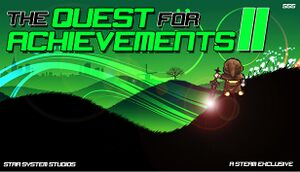 The Quest for Achievements II cover