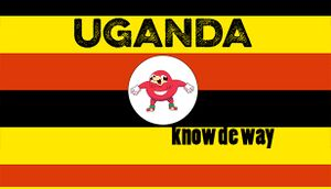 Uganda Know De Way cover