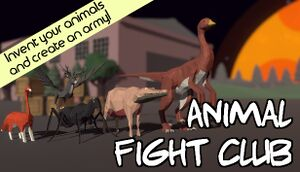 Animal Fight Club cover