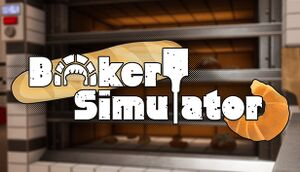 Bakery Simulator cover