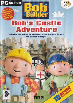 Bob the Builder: Bob's Castle Adventure cover
