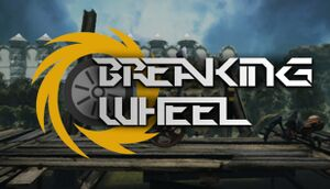 Breaking Wheel cover