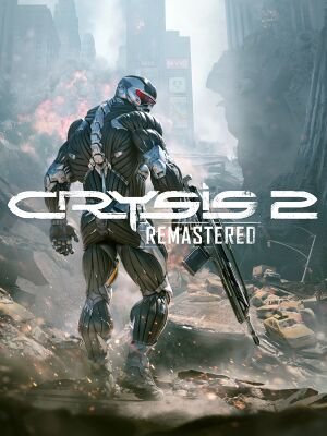 Crysis 2 Remastered cover