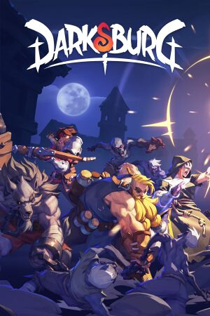 Darksburg cover