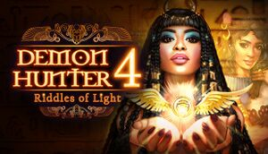 Demon Hunter 4: Riddles of Light cover