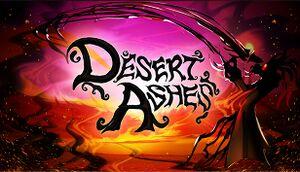 Desert Ashes cover