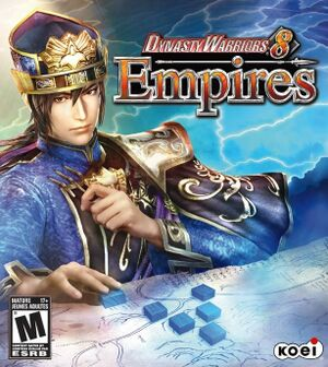 Dynasty Warriors 8: Empires cover