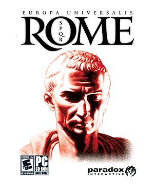 Europa Universalis: Rome cover
