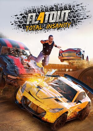 FlatOut 4: Total Insanity cover