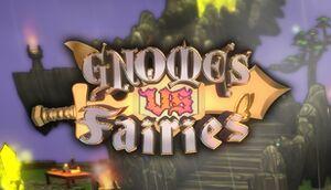 Gnomes Vs. Fairies cover