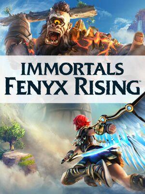 Immortals Fenyx Rising cover