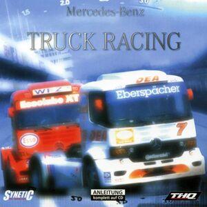 Mercedes-Benz Truck Racing cover