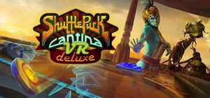 Shufflepuck Cantina Deluxe VR cover
