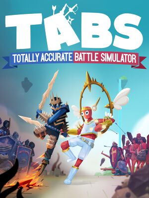 Totally Accurate Battle Simulator cover
