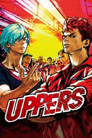 Uppers cover