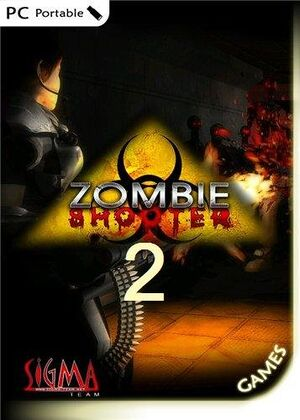 Zombie Shooter 2 cover