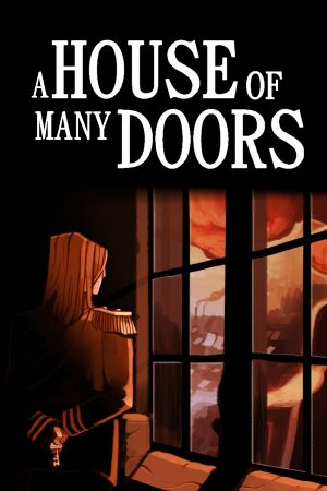 A House of Many Doors cover