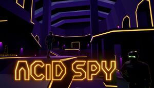 Acid Spy cover