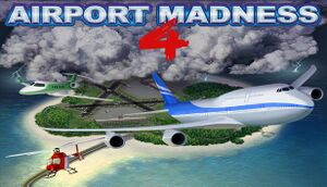 Airport Madness 4 cover