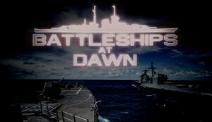 Battleships at Dawn! cover