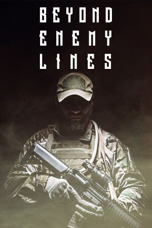 Beyond Enemy Lines cover